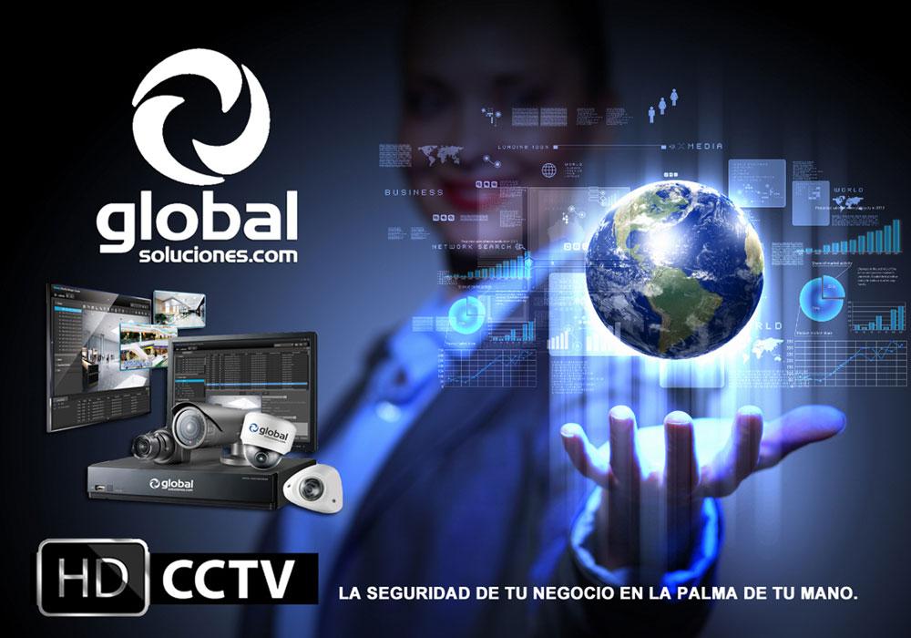 En Global Soluciones disponemos actualmente de sistemas de seguridad CCTV HD (cámaras de vigilancia hd y video-vigilancia de alta definición)