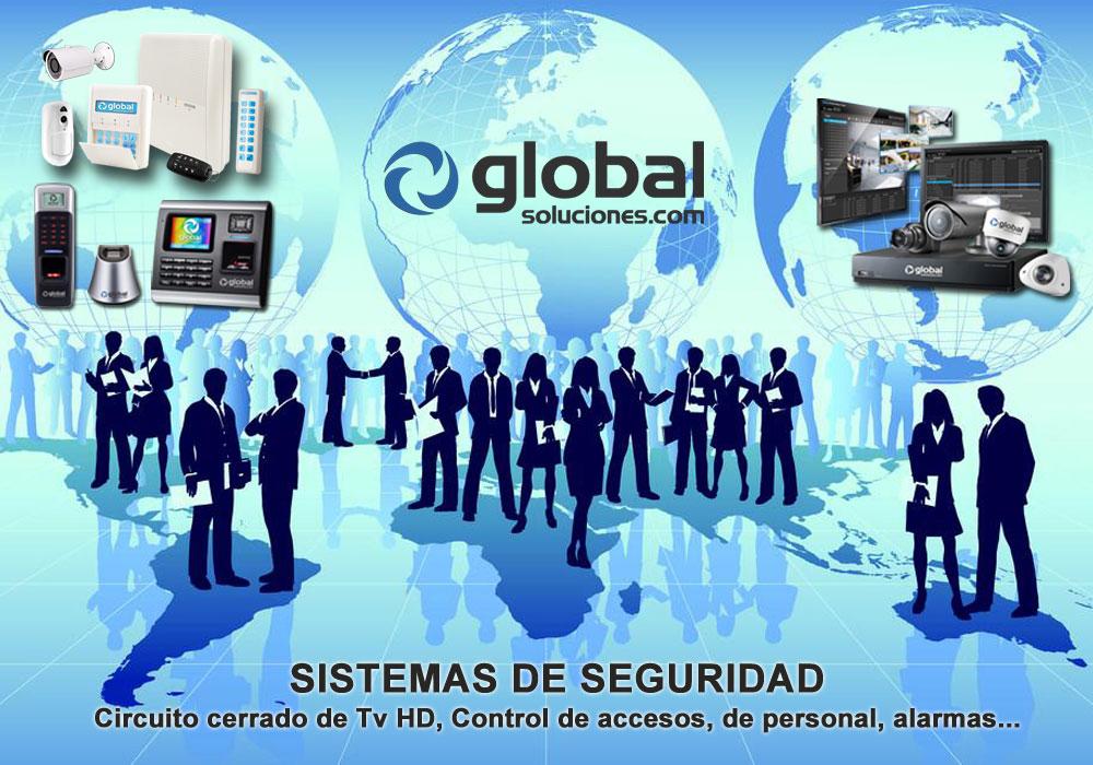 Empresa especializada en instalación de sistemas de seguridad: cámaras de seguridad (CCTV), alarmas