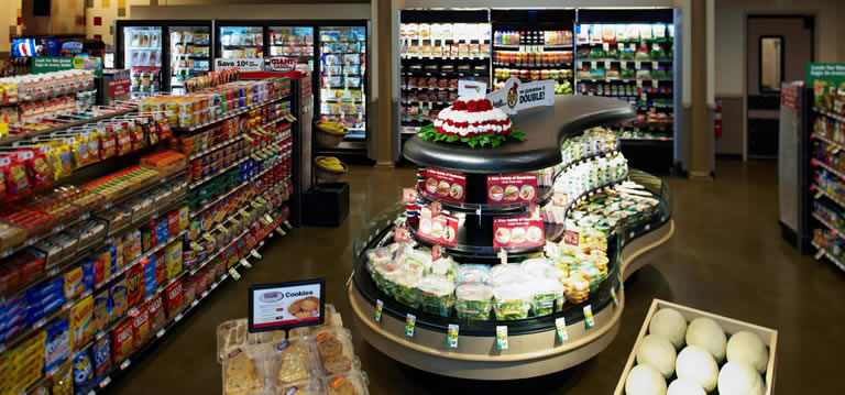 Seguridad en Supermercados